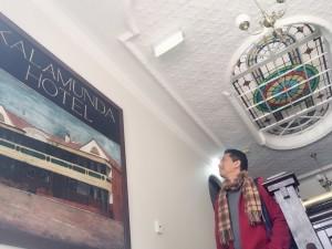 Historic Architecture @ The Kalamunda Hotel